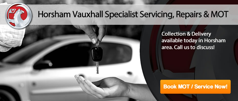 Horsham Vauxhall MOT From £25 - Slider 2